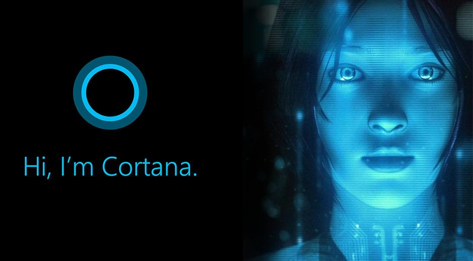 microsoftun asistanı Cortana
