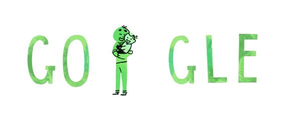 google_fathers_day_doodle_babalar_gunu_logosu