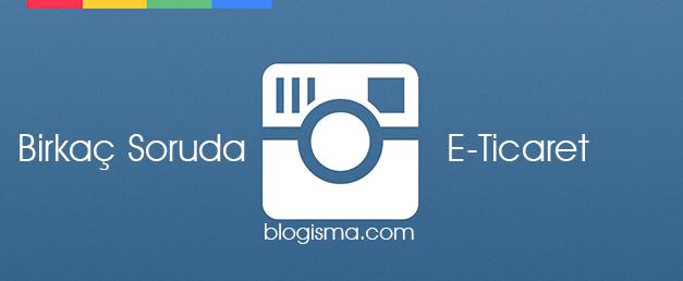 Instagram ve E-Ticaret