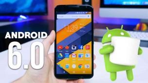 android 6.0 marshmallow