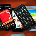2015'in en iyi android cihazları