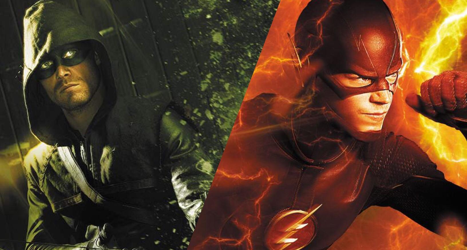 Arrow ve Flash