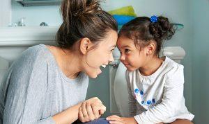 çocukla doğru iletişim kurma