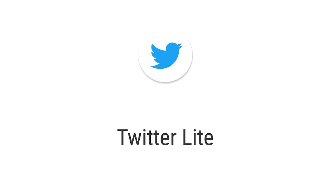 Twitter Lite Nedir